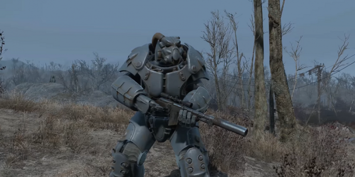 'Fallout 4's' 58GB High-Resolution Texture Pack Is Out Now On PC