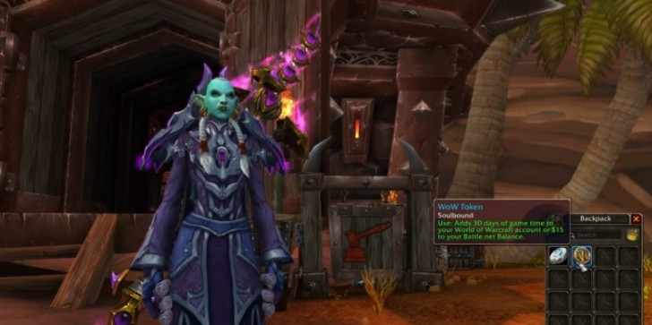 'World Of Warcraft' Will Now Let You Convert Gold Into 'Overwatch'