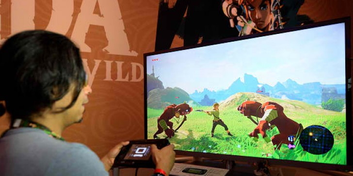 Zelda: Breath Of  The Wild Releases New Gameplay Footage; No Sound Track Included, Nothing Is New For The Fans?