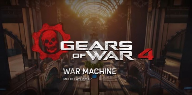 'Gears Of War 4': New Map & A Week-Long Event For Valentine's Day