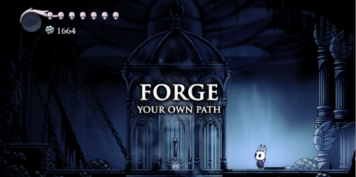 'Hollow Knight' Set To Rock The World Of PC & Mac; Will Be Htting On A Metroid-inspired Feature