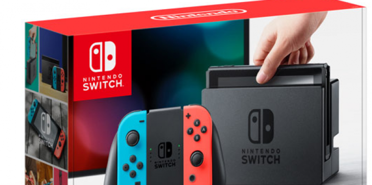 Nintendo Switch; Will It Become Nintendo's Ticket To Greatness Or Failure?