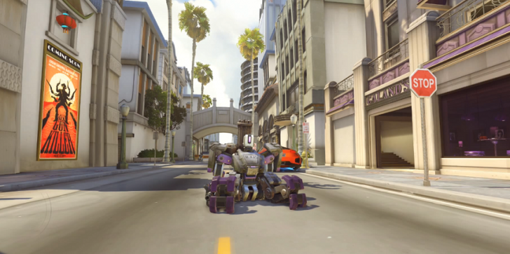 'Overwatch' PTR: Bastion Reportedly Overpowered By Latest Buff