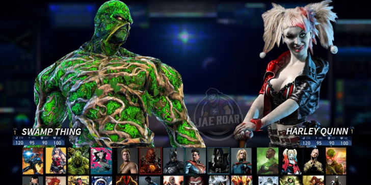 'Injustice 2' Latest Character Is Swamp Thing; Game Release Scheduled On May