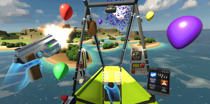 'Ultrawings' Allows Gamers To Fly A Plane With Their Own Hands