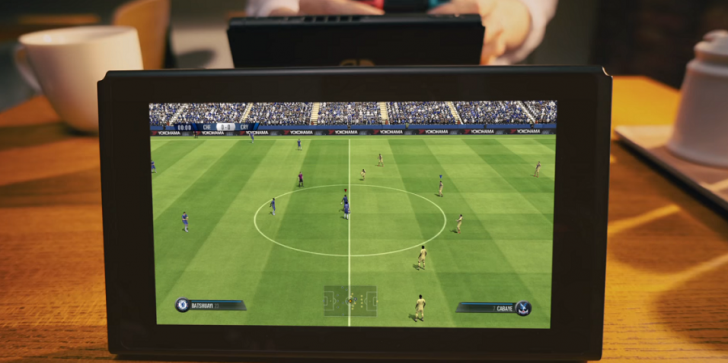 'FIFA 18': Japanese Nintendo Switch Commercial Possibly Shows Gameplay
