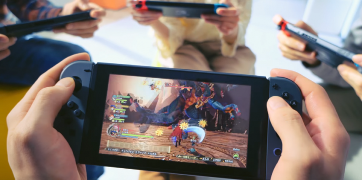 Nintendo Switch Could Come With Stylus As Accessory