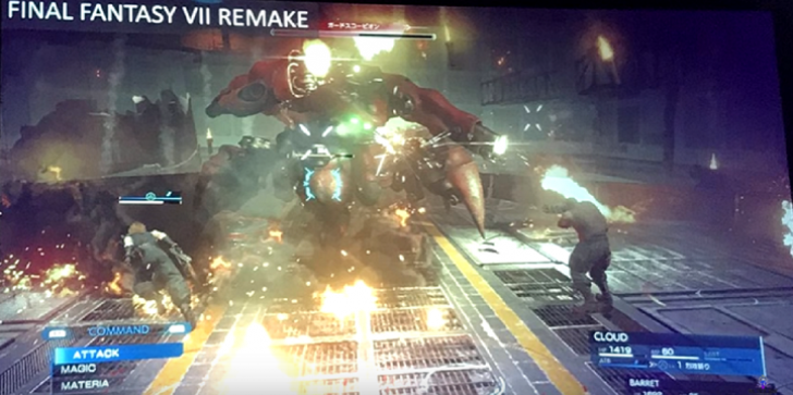 'Final Fantasy VII'  New Screenshot,  Remake Is Coming Its Way; Find Out Here