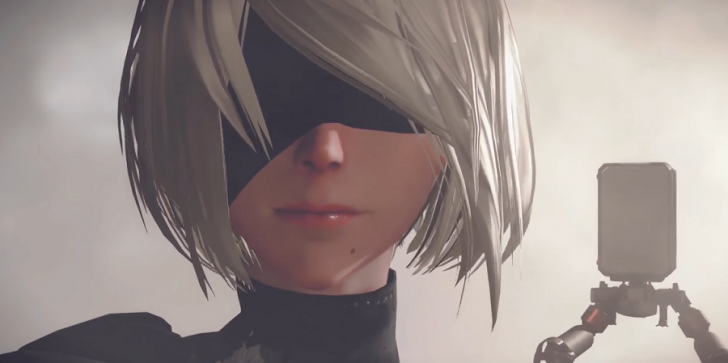 'NieR: Automata' Channels Dark Souls With Its 'Android System'