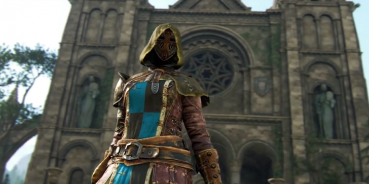 'For Honor': Female Armor Done Right