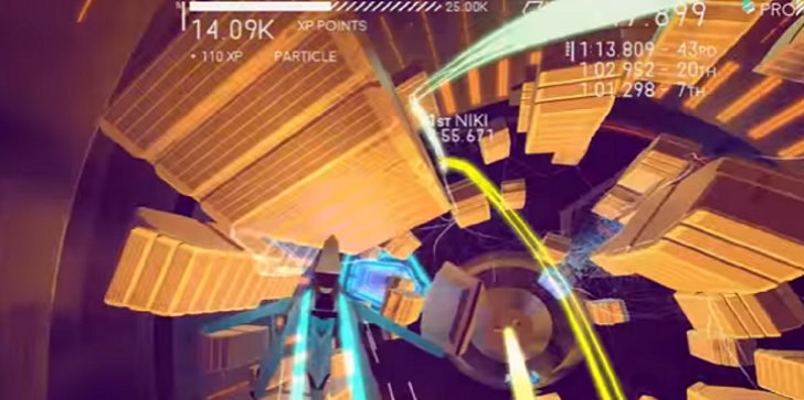 'Lightfield' A Futuristic Racing Game Coming To PS4 & Xbox One
