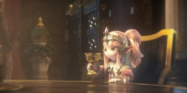 'Final Fantasy XIV' Free Level Cap Increased To 35 Each Character; Drama Goes Netflix