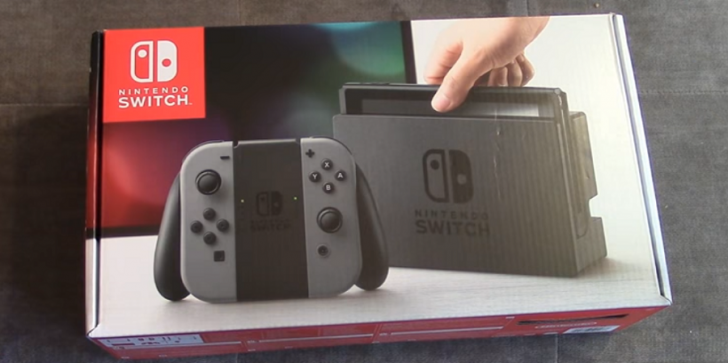 Nintendo Switch: Digital Game Purchases Limited To A Single Device