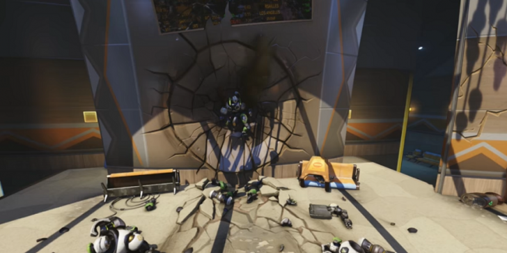 'Overwatch': Updated Numbani PTR Map Teases New Character