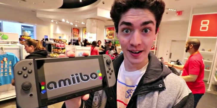 Nintendo Switch: Gamer Reportedly Camping For 30 Days To Buy Game System