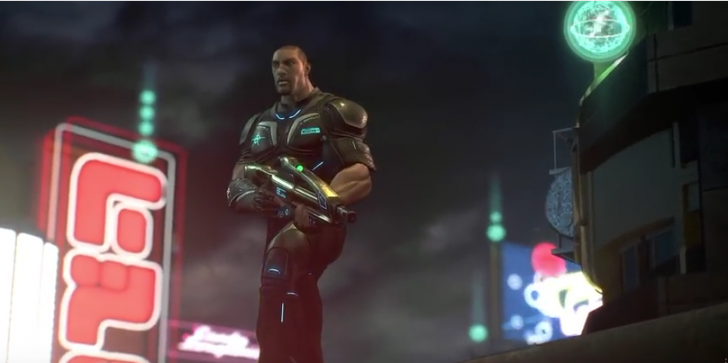 'Crackdown 3' Upgrade: Latest In Open Orb Collection, Features Multiplayer Destructible Environments, Gameplay, & Platforms