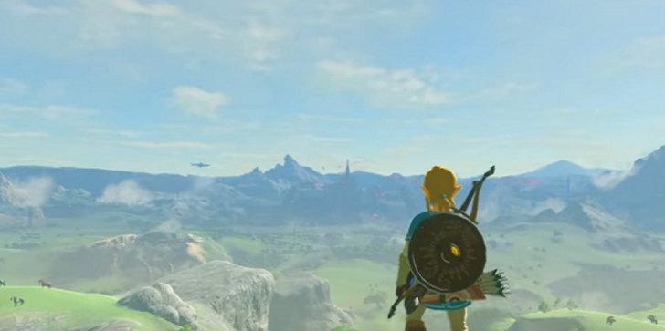 'Legend of Zelda:Breath Of WIld' Review; Implied As A Masterpiece; To Feature 5 Dungeons?