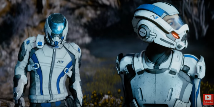 'Mass Effect: Andromeda': Peebee Featured In Loyalty Mission Trailer; Multiplayer Beta  Cancelled