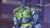 Overwatch - Orisa the Traffic Controller