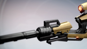 Destiny: THE FIRST OP WEAPON! Vex Mythoclast Exotic Fusion Rifle (Live Crucible Gameplay)