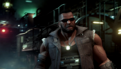 Final Fantasy VII Remake Gameplay Update: Playing As Barret + Using Materia!