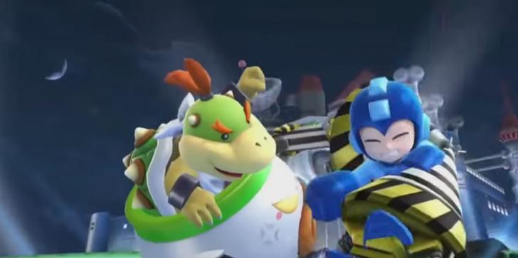 Reggie Fils-Aime Teases 'Super Smash Bros.' For Nintendo Switch Again