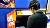 'Cut the Rope' arcade machine