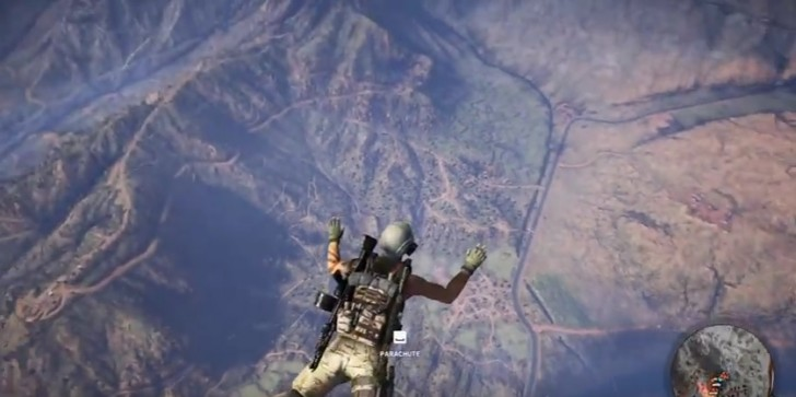 'Tom Clancy's Ghost Recon Wildlands' Guide:  Where To Get A Parachute