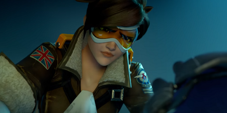 'Overwatch': Jeff Kaplan Shares Some Early Plans For Tracer