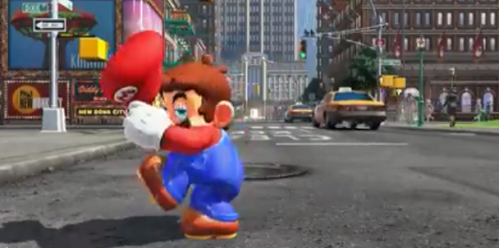 'Super Mario Odyssey On Nintendo's New Console: Unveils Features & Characters Resembling Marvel's Cinematic Universe