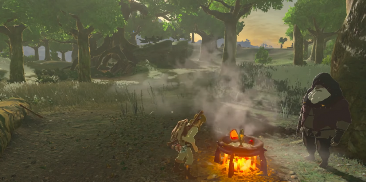'The Legend Of Zelda' Gameplay: New In-Game Pays Homage To Pantsless Tradition;  Ceremonial Song Shrine Quest Guide Revealed