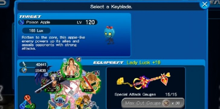 'Kingdom Hearts: Unchained  X' Update: 'Union X' Features Team Mission For Hordes Hunting