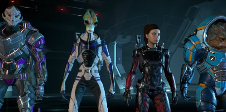 BioWare Explains Why It's 'Mass Effect: Andromeda' Instead of 'Mass Effect 4'
