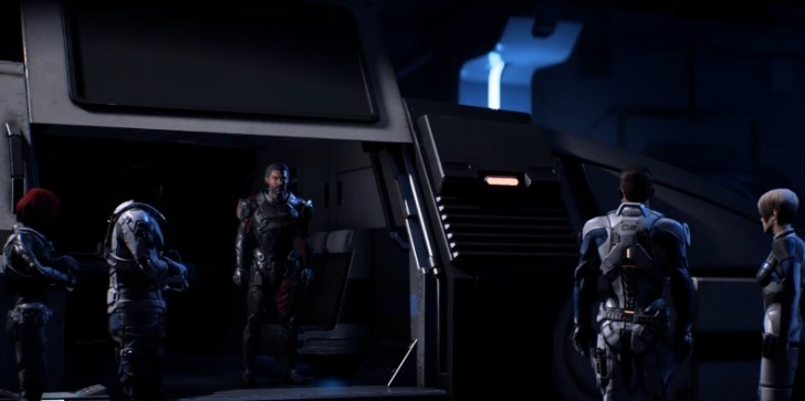 'Mass Effect: Andromeda' Guide: Where To Find The Commander's Iconic Gear N7 Armor
