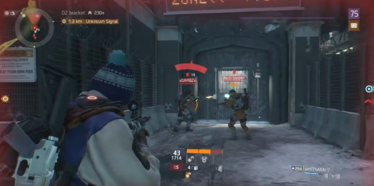 'Tom Clancy's The Division' Player Discovers A 'God Mode' Exploit Making Them Invincible In The Game