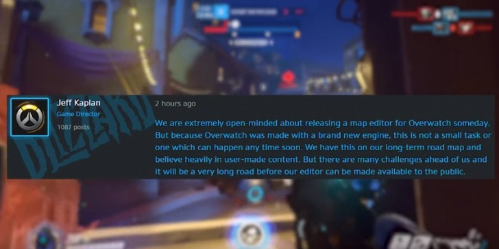 'Overwatch' To Add Save Gameplay Option So Players No Longer Need External Programs
