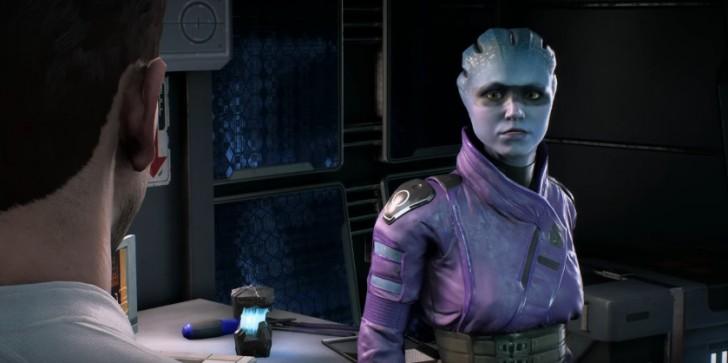 'Mass Effect: Andromeda' Romance Guide To NPCs