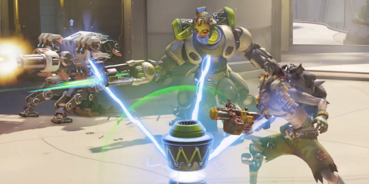 'Overwatch': Orisa Officially Released But Temporarily Blocked From Competitive Play
