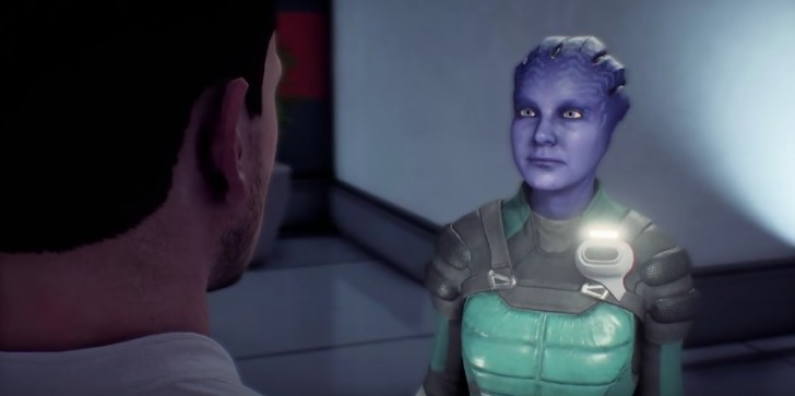 'Mass Effect: Andromeda' Guide: How To Court Keri T'Vessa
