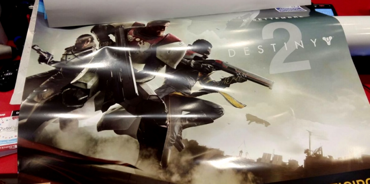 'Destiny 2' Promotional Material Reportedly Leaked