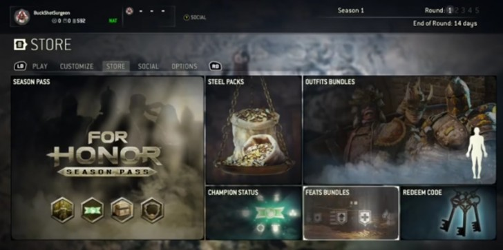 'For Honor' Players Planning A Big Protest Against The Game's Microtransaction