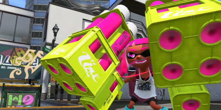 Splatoon 2 Maps Revealed; Game Takes Up 10MB Mobile Data Per Round
