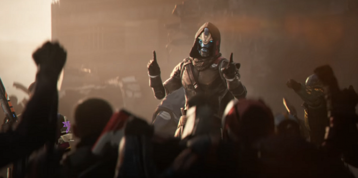 'Destiny 2' Trailers Downplay Serious Cabal Threat With Cayde-6