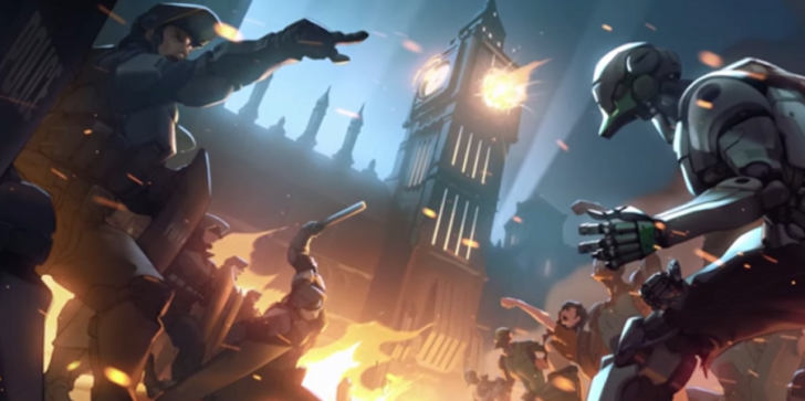 'Overwatch' Teases 'King's Row Uprising' Event For April