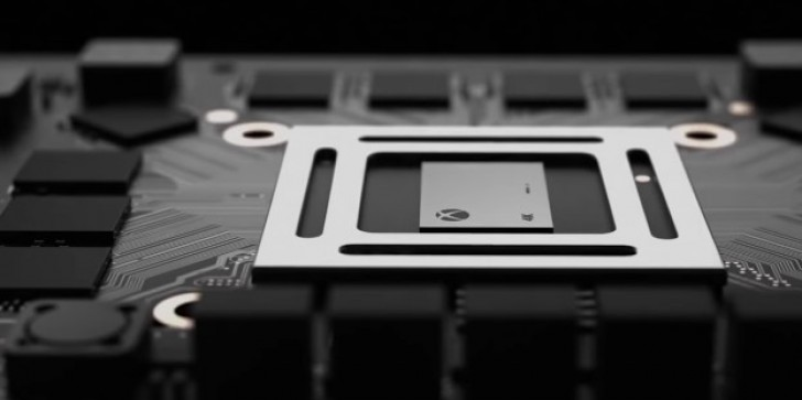 Project Scorpio Performance: Native 4K, Advanced Cooling System, Minimal Power Consumption Greatest Assets