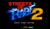 Streets of Rage 2 Playthrough - 2 Players Hardest Mode