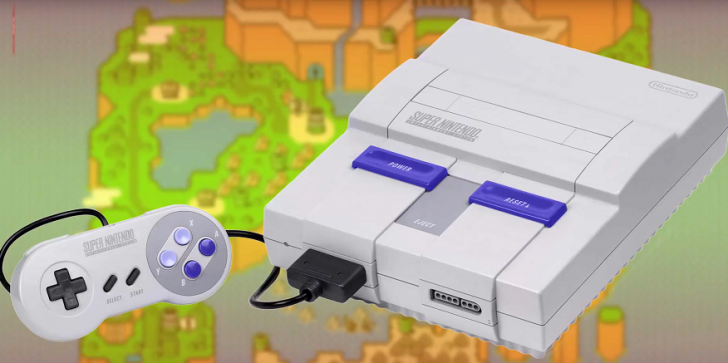 SNES Classic Edition Reportedly In The Works, To Be Announced At E3 2017