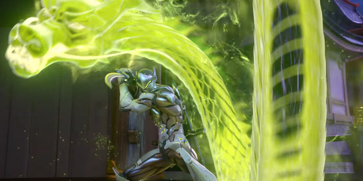 'Overwatch': Genji Set To Receive Buff, Says Game Designer