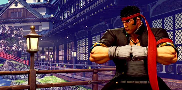'Street Fighter V' Receives New Content Update Next Week
