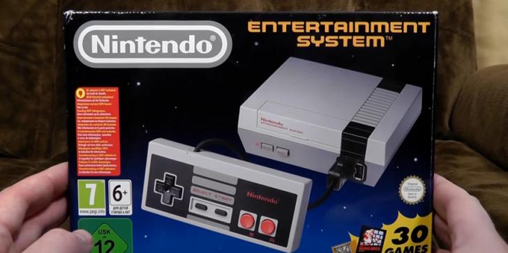 Retailer Restocks NES Classic Edition